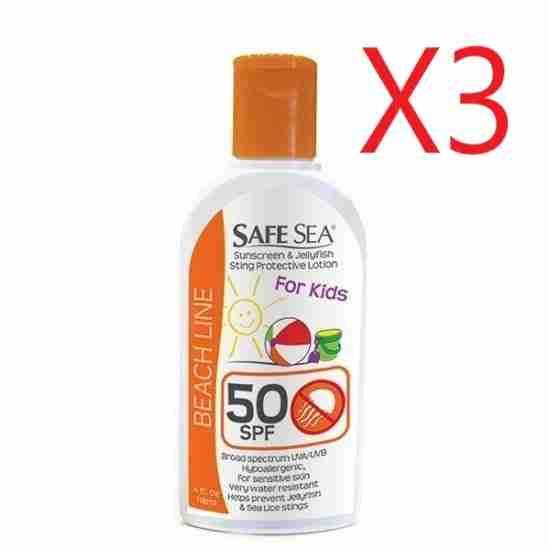 SAFE SEA - SPF 50 KIDS